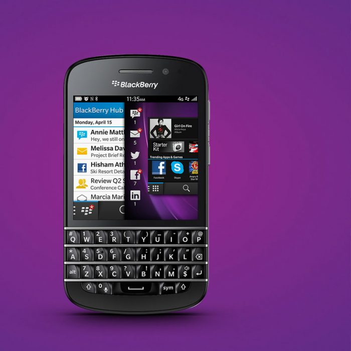 BlackBerry 10 Series
