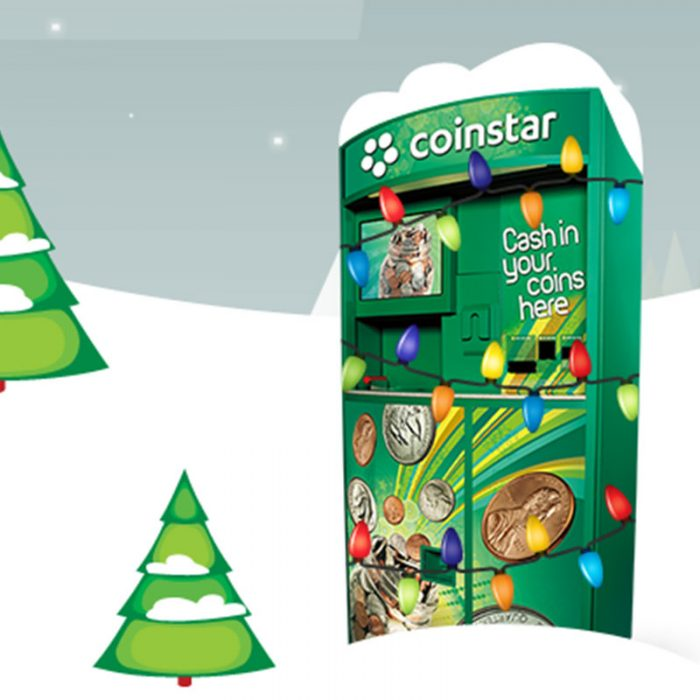 Coinstar Animated eCard