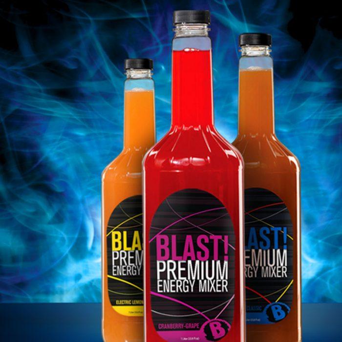 BLAST Energy Mixer