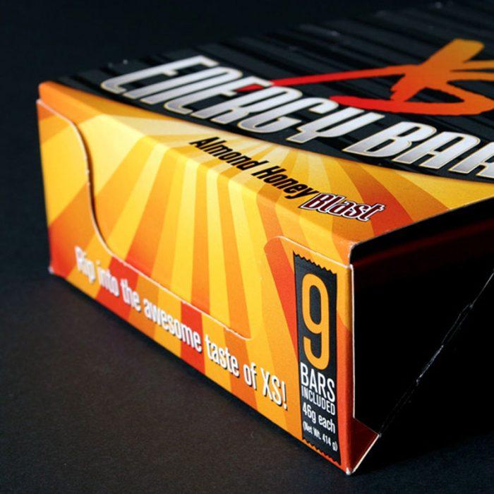 XS Energy Bars
