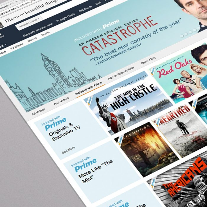 Amazon Video Framework
