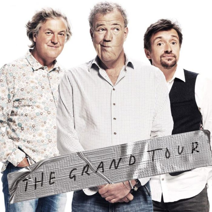 The Grand Tour: Global Launch Experience