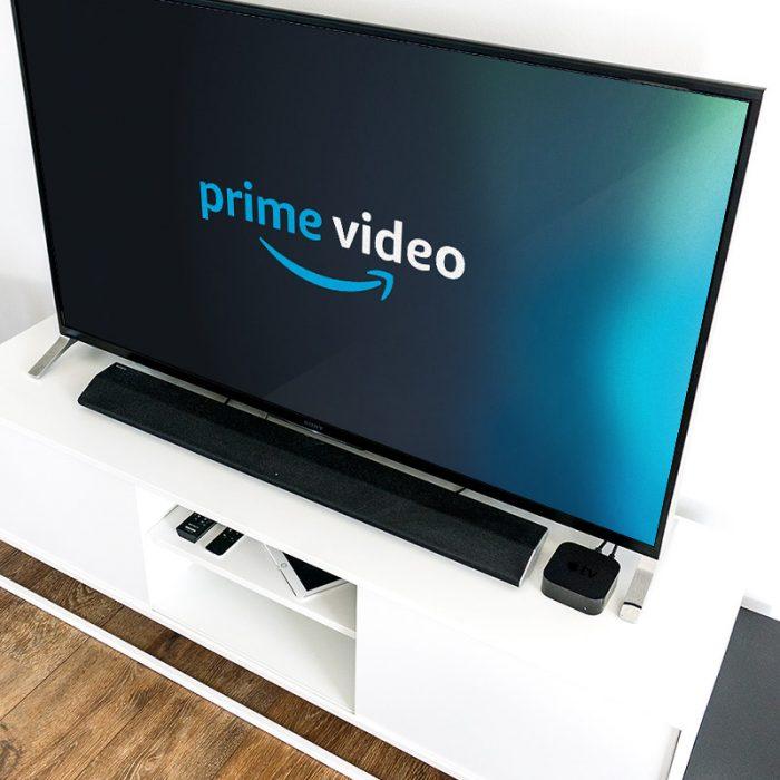 Amazon Video Rebrand